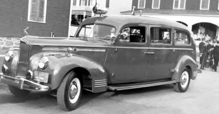 1940 Packard Ambulance ~