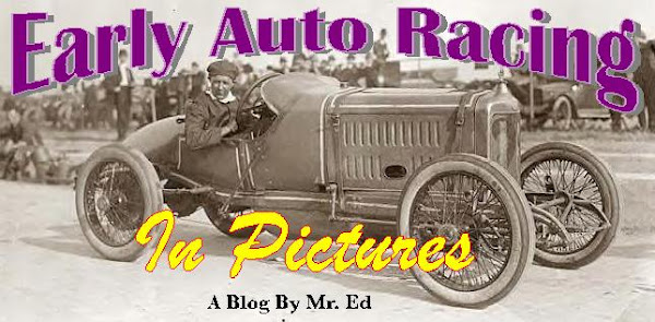 Early Auto Racing in Pictures