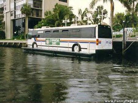 Bus-Boat?????