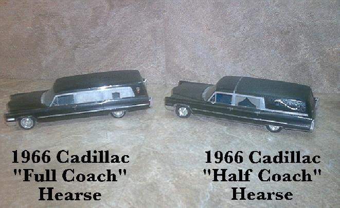 Set of Hearses ~