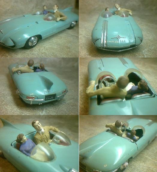 1953 Pontiac Club DelMer