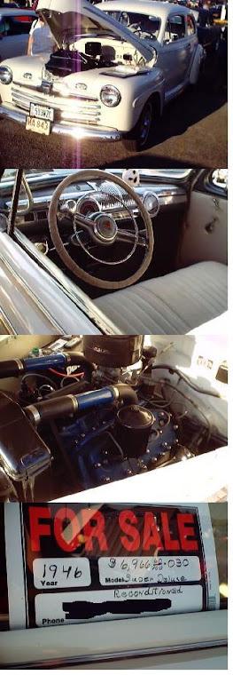 1946 Ford Sedan ~