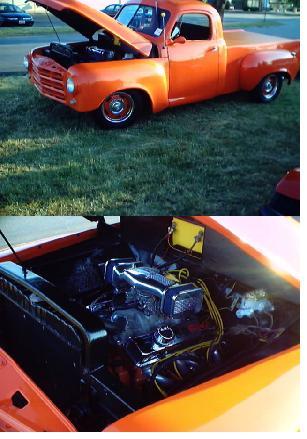 Studebaker Pickup Street Rod ~