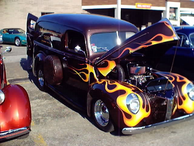 1940 Ford Sedan Delivery Street Rod ~