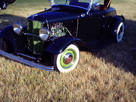 '32 Ford Street Rod Roadster