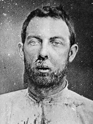 Jim Younger, prison photo