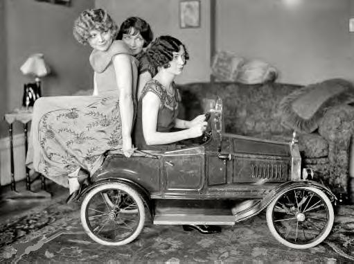 New York 1924. The Brox sisters