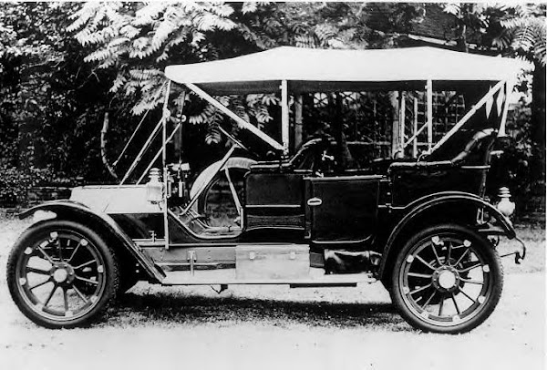 1910 F.B. Stearns Touring Car