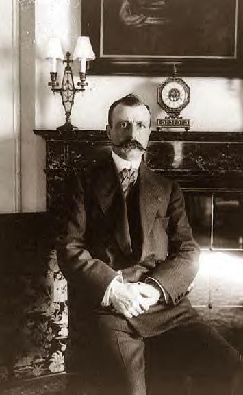 Louis Bleriot, 1912