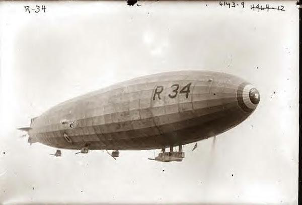 R-34 Airship