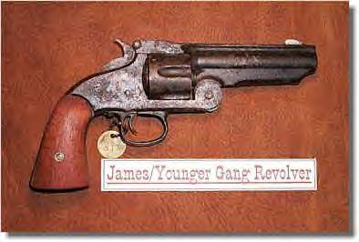 James Gang Gun. Owned and used by a member of the James Gang