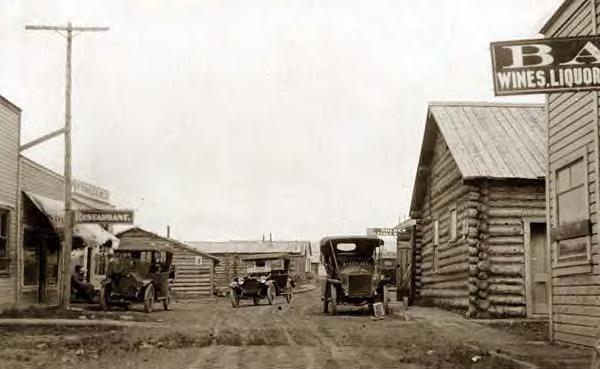 Ester, Alaska, 1917