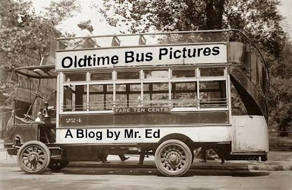 Click this link for my Oldtime Bus Pictures