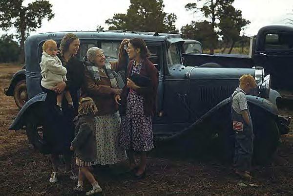 Pie Town, N.M. fair, 1940