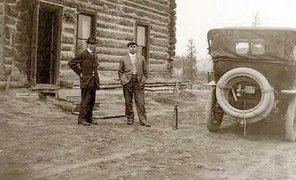 White Horse, Alaska 1914