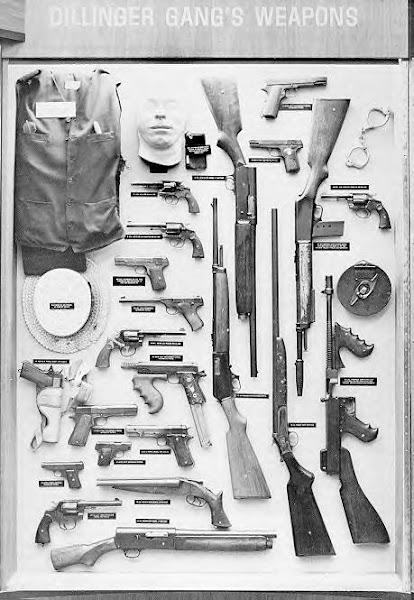 John Dillinger Gang (1930s)