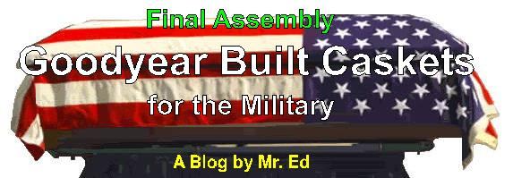 Final Assembly ~ Goodyear Built Caskets