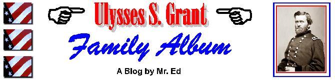 Ulysses S. Grant Family Album