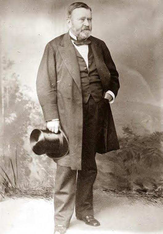 U.S. Grant in old age