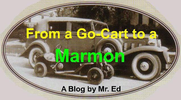 From a Go-Cart to a Marmon