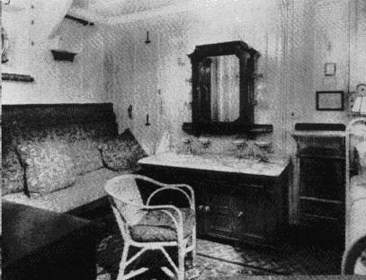 2nd Class Stateroom