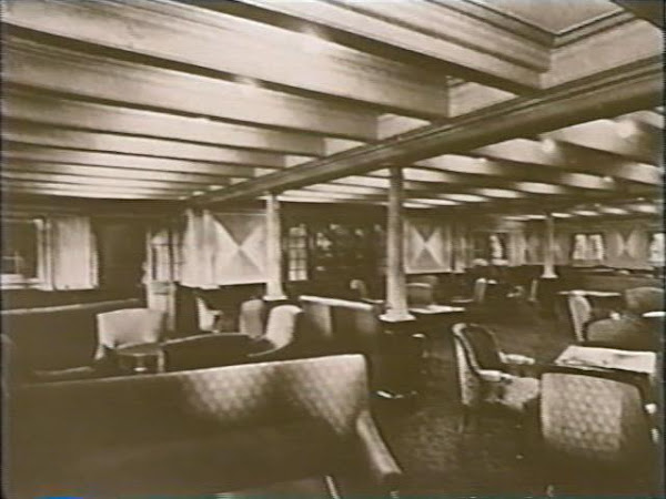 3rd Class Lounge