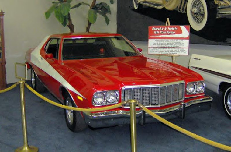 Starsky & Hutch, Ford Grand Torino