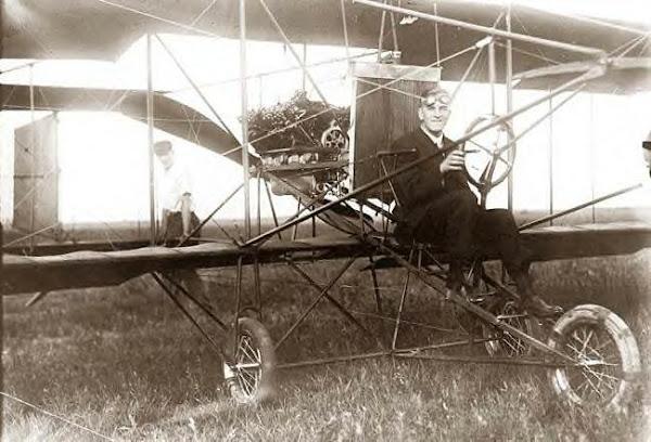 Glenn Hammond Curtiss. 1911