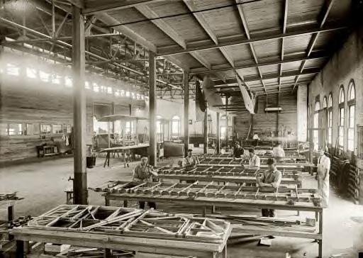 Alexandria (Va.) airplane factory, 1918