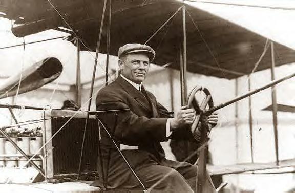 Capt. Thomas S. Baldwin. 1910