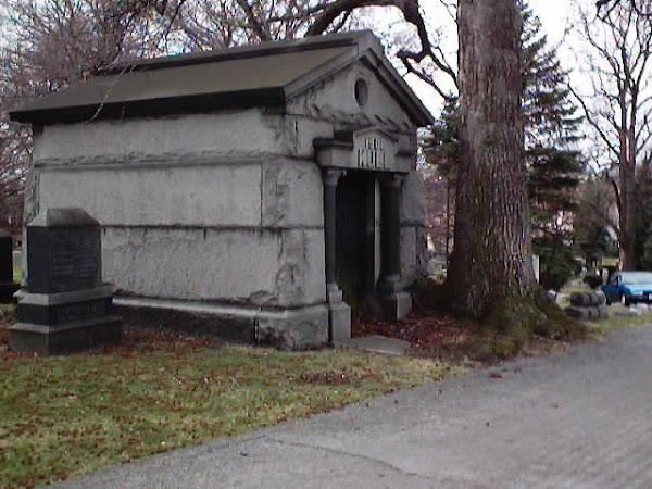 Kull mausoleum
