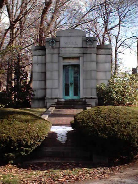 Hill Family Mausoleum