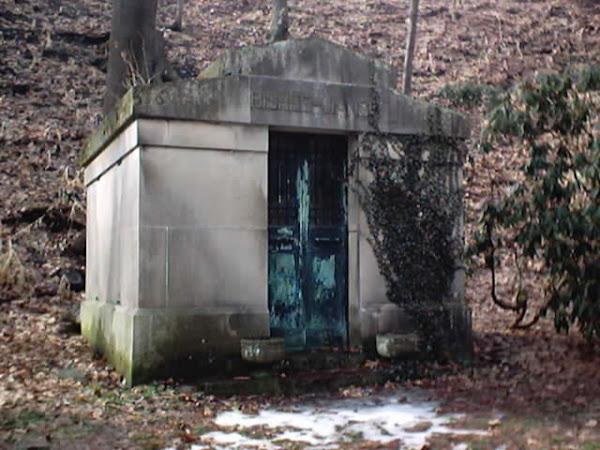Bisbee - Janse Mausoleum