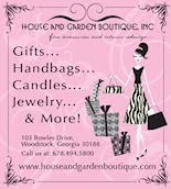 HOUSE AND GARDEN BOUTIQUE