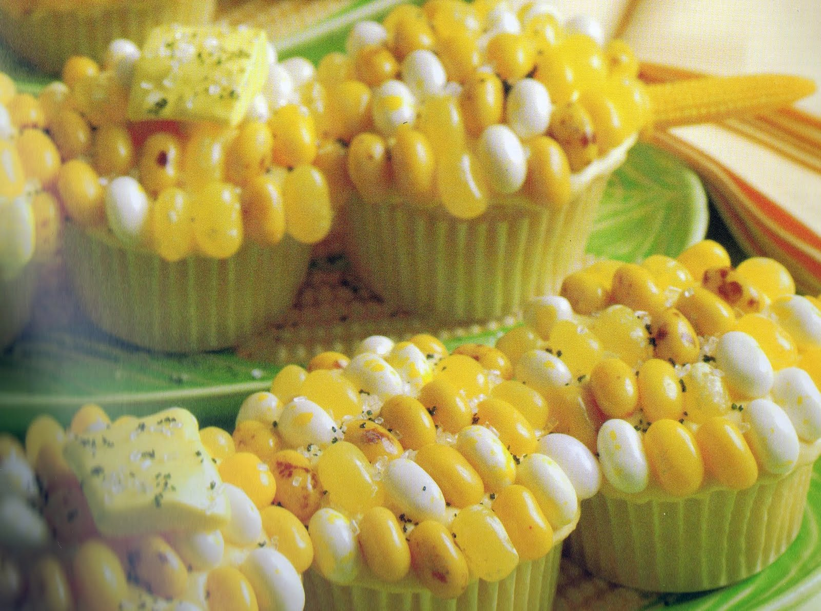 Party Frosting: BBQ Party Ideas
