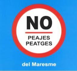 NO AL PEAJE NO ALS PEATGES