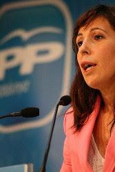 La Presidenta Alicia Sanchez Camacho