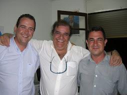 Comarcal 2009 Presidente y Secretario