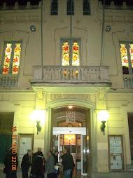 Ayuntamiento Canet de noche