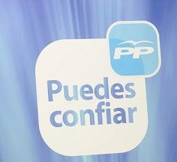 En el PP puedes confiar.