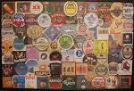 """""""Lywiseski"""" Beer Coaster Poster"""