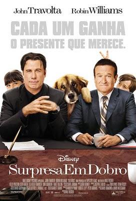 Filme Poster Surpresa em Dobro DVDRip XviD-DiAMOND