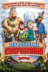 Baixar Filme Deu a Louca na Chapeuzinho (Dublado) Online Gratis