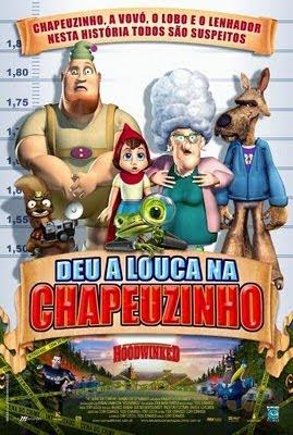 Baixar Filmes Download   Deu a Louca na Chapeuzinho (Dublado) Grátis