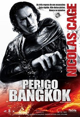 Filme Perigo em Bangkok DVDRip XviD Dublado
