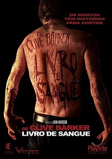 Livro de Sangue DVDRip XviD Dual Audio