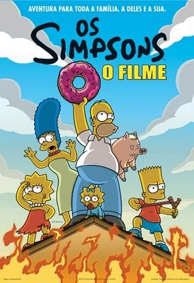 Os Simpsons: O Filme – Legendado