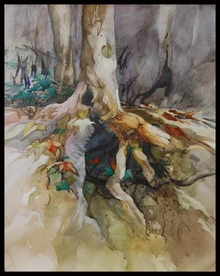 Kathryn Clark Fine Art Painting The Same Landscape On