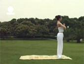 瑜伽式子拜日式