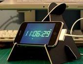自製iPhone漂亮實用的底座